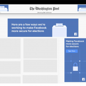 Facebook Washington Post Image
