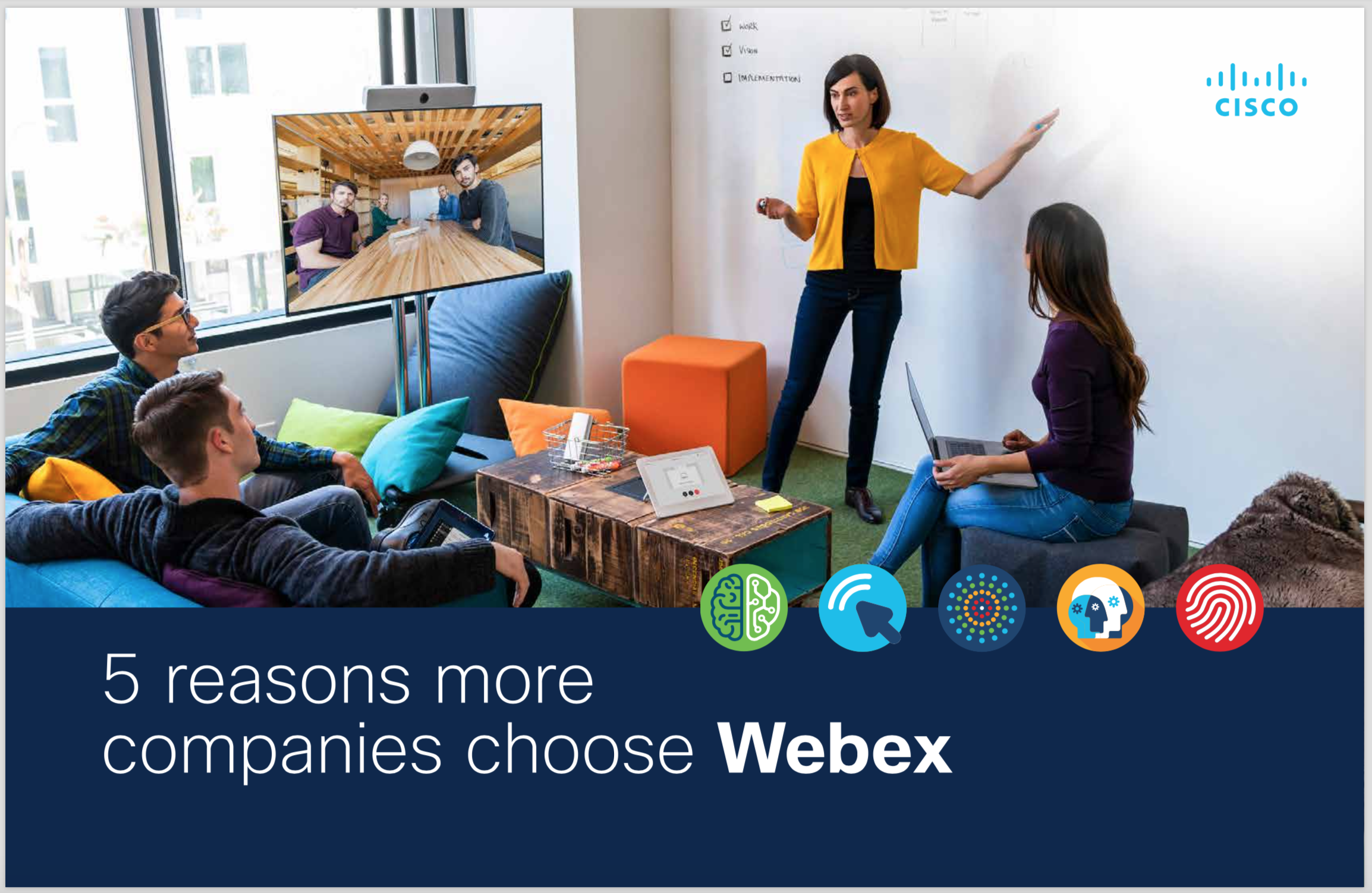 Cisco Webex 5 Reasons 1