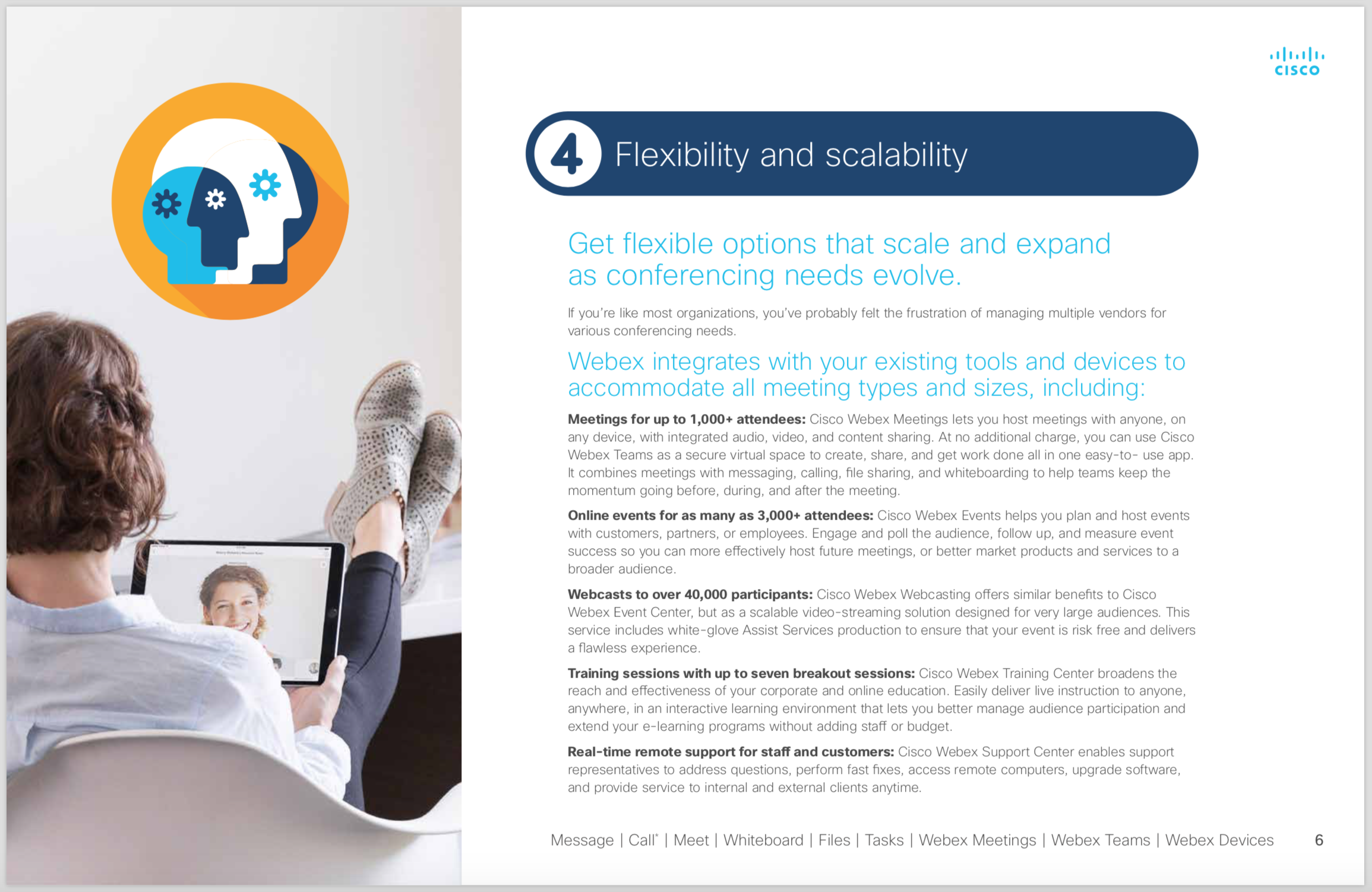 Cisco Webex 5 Reasons 6